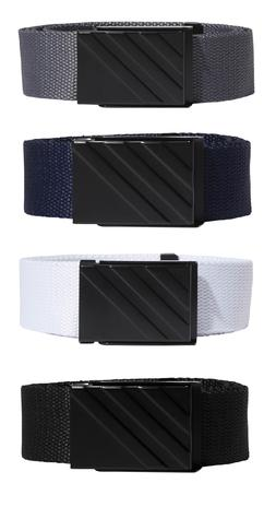 Adidas 2019 Mens Webbing Belt - One Size Fits All