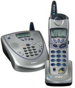VTech 5831 5.8 GHz DSS Expandable Cordless Speakerphone with