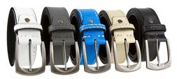 """Cable Genuine Leather Golf Belt 1-1/2"""" Wide"""
