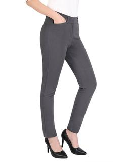 Dress Pants for Women Stretch Ankle Length Relaxed Fit Work