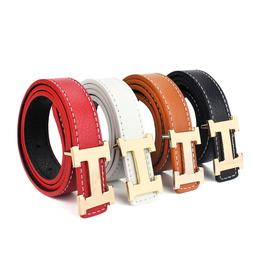 2020 Fashion Casual Children Faux Leather Adjustable Belts F
