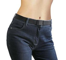 Invisible Waist Belt for Woman Adjustable Elastic Stretch No
