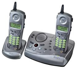 VTech ip5850 5.8 GHz DSS Cordless Phone with Dual Handsets a