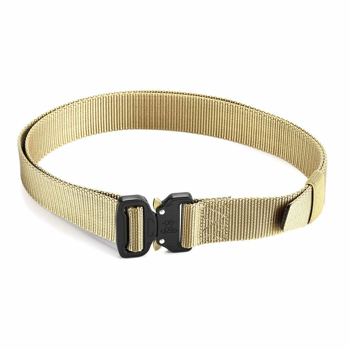 Mens Army Combat Rescue Rigger Belts