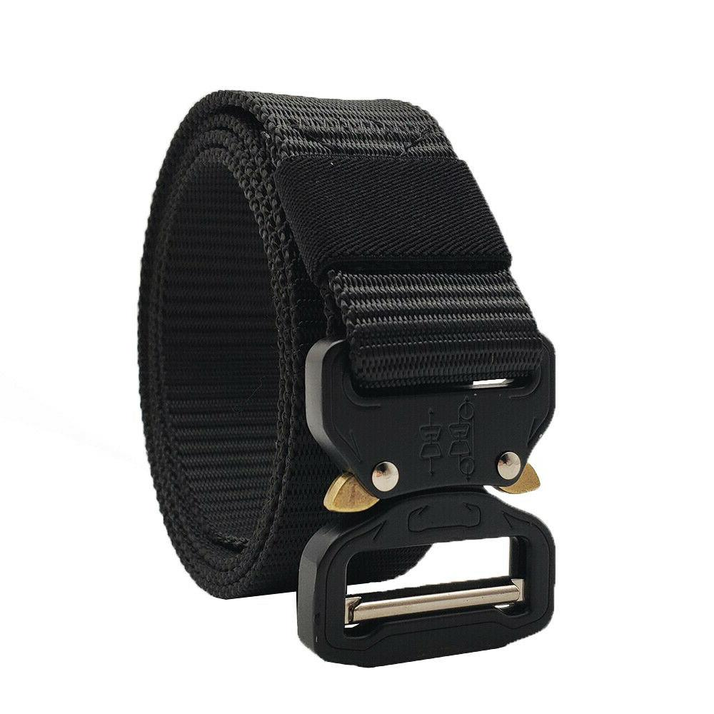 Casual Mens Waistband Rescue Rigger Belts