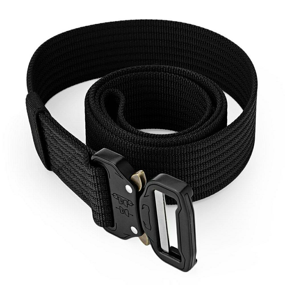 Casual Tactical Mens Army Combat Rescue Belts