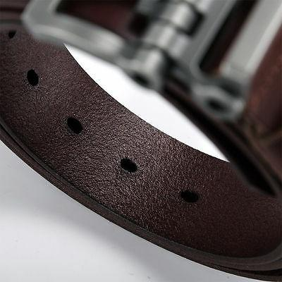 Casual Genuine Leather Whole Strap