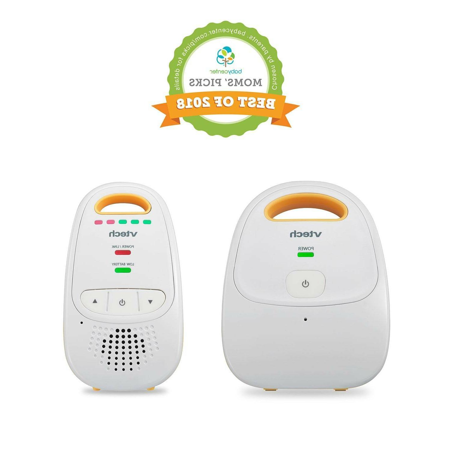 dm111 audio baby monitor with up to
