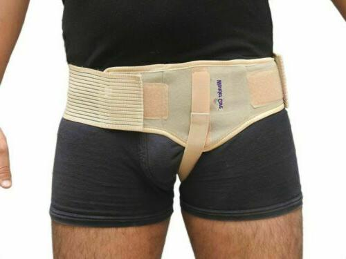 Inguinal Hernia Support Belt Invisible 5 TO DELIVERY!