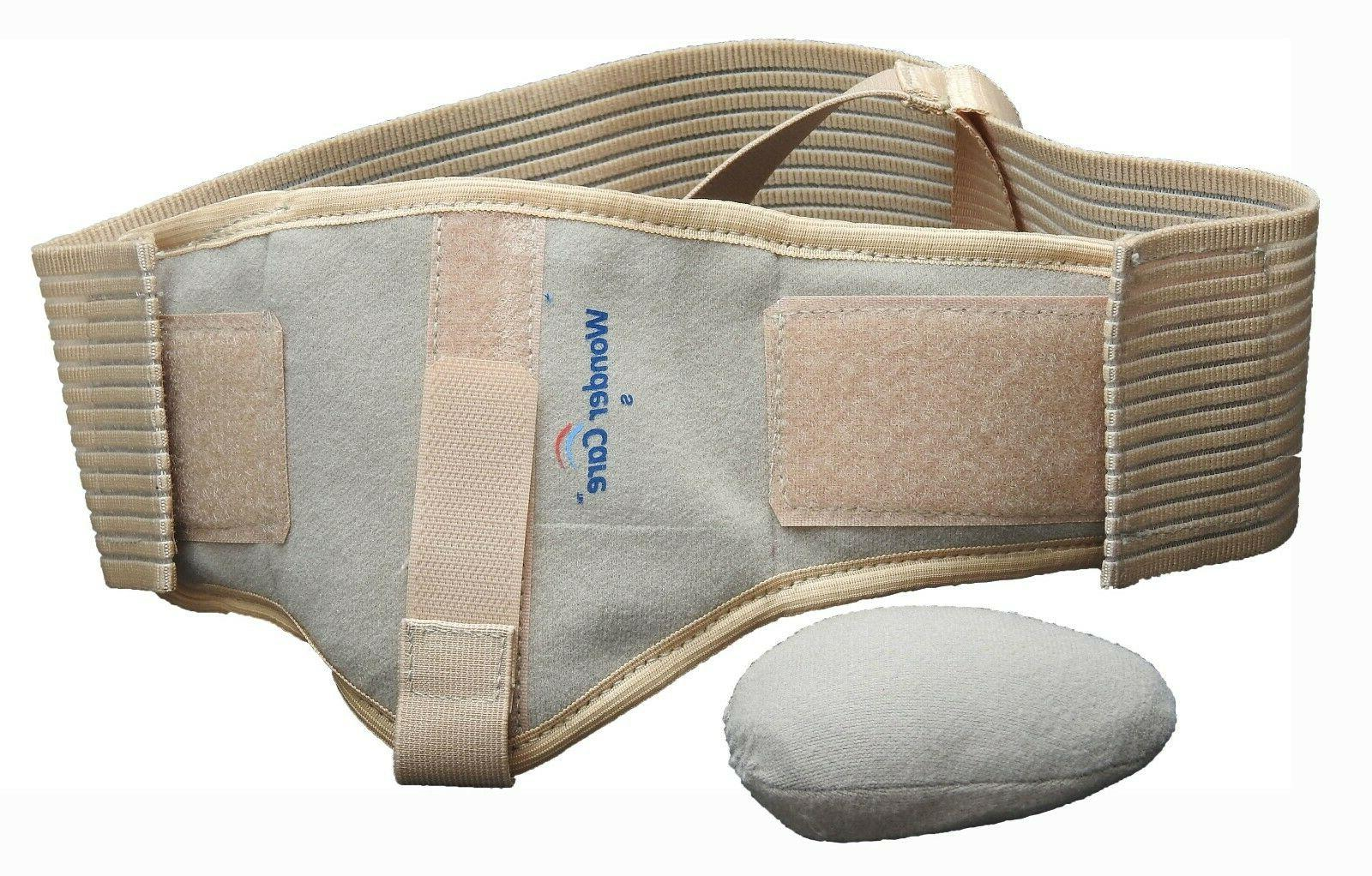 inguinal hernia support belt invisible truss