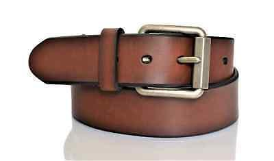 Levi's Buckle Leather Brown