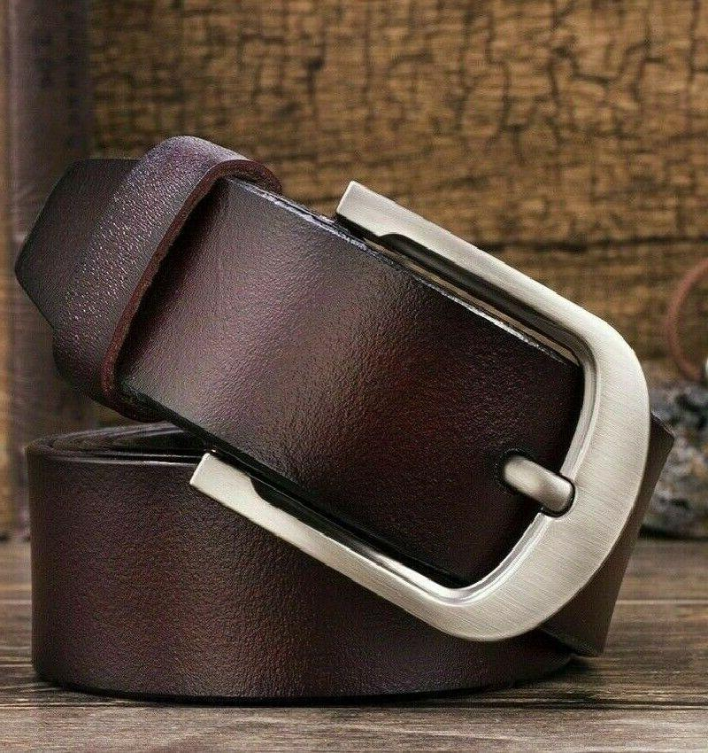 Mens Belt Belts With Buckle Stock