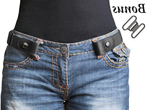 For Women/Men Elastic Belt Wide Plus Size to for Jeans Dresses