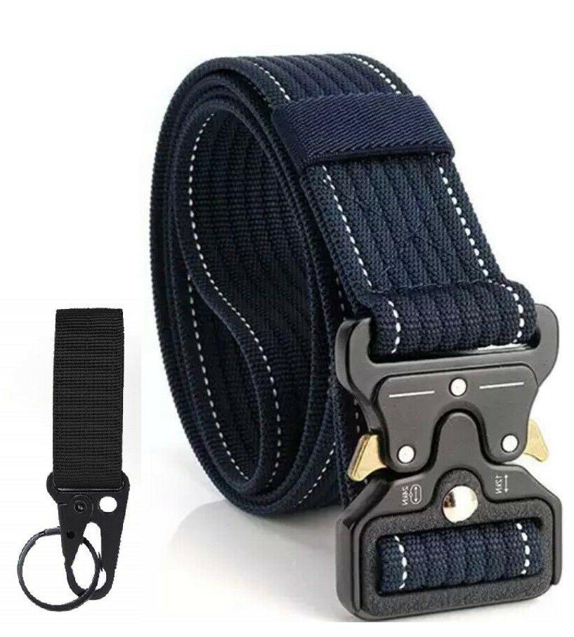 Tactical Military Quick-Release Buckle