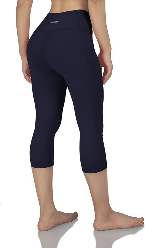 ODODOS Women's Waisted Tummy Inseam with In