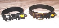 Carhartt Leather 38MM  Brown W/ Stitching or Black Journeyma