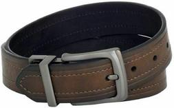 Levi's Men's Casual Leather Belt, Brown, Size 38