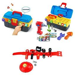 Your Little Builder's Learning Toolbox by VTech and Handy To