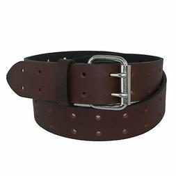Dickies Men's Big & Tall Leather Two Hole Perforated Bridle