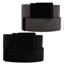 Men's Casual Canvas Web Belt Military Style Tactical Polye
