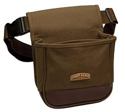 Uncle Mike's Deluxe Canvas Shell Pouch
