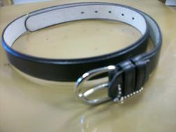 New Women's All Black Belt Size 3X-Large Brand New!