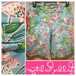 NWT Lilly Pulitzer UPF50 Fairway Performance Shorts 4,12 Bal