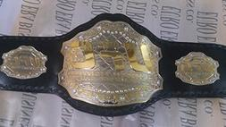 New Replica UFC Belt  Adult Size with Bag