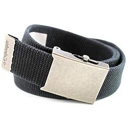 Columbia Best Web Belts For Men One Size Fits All For Men An