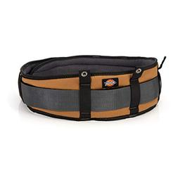 Dickies Gray Tan 5 in. Padded Work Belt for Tool Pouches Hol