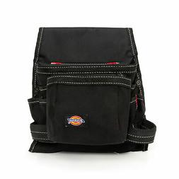 Dickies Black 8 Pocket Construction Tool Belt Utility Pouch